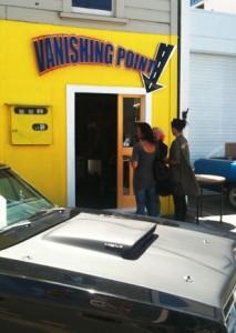Vanishing Point, 40 Abel Smith St