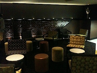 The new Deluxe Bar at the Embassy