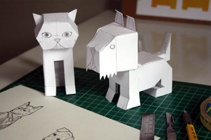 Free-Range-Customised-Pet-Paper-Toys