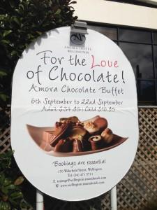 Amora chocolate