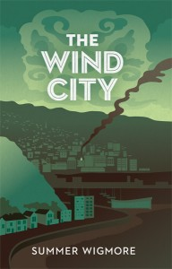 The Wind City book cover