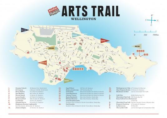 Miramar Peninsula Arts Trail