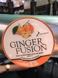 Hop Garden ginger beer