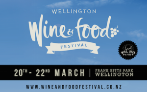 food and wine festival 20-22 March