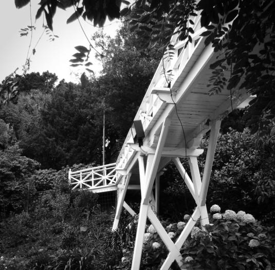Gear Homestead - annex bridge