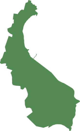 Seatoun suburb outline