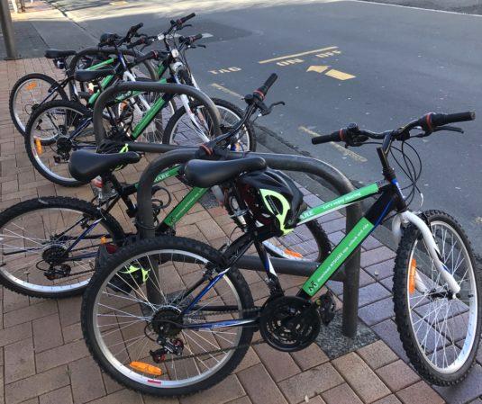 MTShare bikes