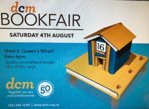 DCM Bookfair 2018