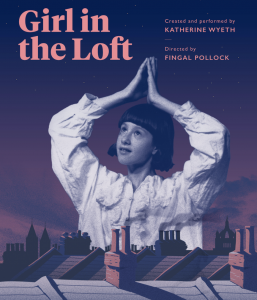 Promotional image for Girl in the loft